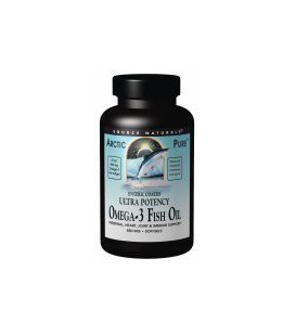 Source Naturals ArcticPure Ultra Fish Oil 850mg, 120 Softgel