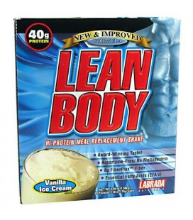 Labrada Nutrition Lean Body Whey Isolate Powder with 40 Gram