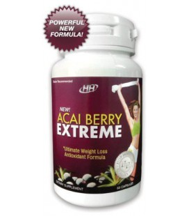 Acai Berry Extreme - Powerful New Formula: All-In-One Weight