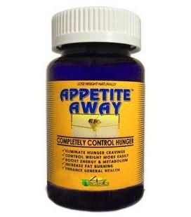 Appetite Away Hunger Suppressant Bottle (60 Capsules)