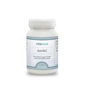 Vitabase ALA / ALC - Acetyl L-Carnitine & Alpha Lipoic Acid,