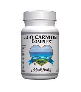 Co Q Carnitine Complex - 60 - Capsule