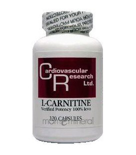 Ecological Formulas - L-Carnitine 250 mg 120 caps [Health an