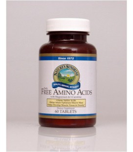 Naturessunshine Free Amino Acids with Magnesium & l-Carnitin
