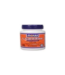 NOW L-CARNITINE 250 MG - 60 Capsules