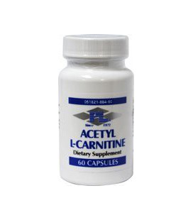 Progressive Labs Acetyl-L-Carnitine 500 mg 60 caps