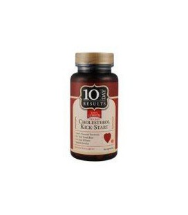 Cholesterol Kick-Start by Ten Day Results - 60 Capsules