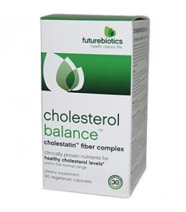 FUTUREBIOTICS, Cholesterol BalanceTM - 90 vcaps
