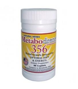 Metabodrene 356 10 mg ephedra 90 caps