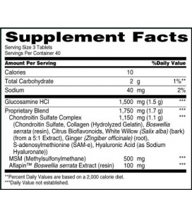 Nature's Bounty Flex-a-Min Complete, 120 Tablets