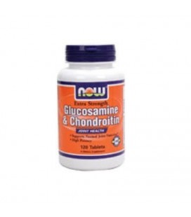 Now Foods Glucosamine & Chondroitin 750/600 mg (240 tabs) (Multi-Pack)