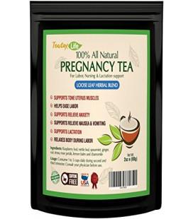 Fertilité mélange de thé pour le soutien de l'ovulation en tant qu'aide de grossesse pour obtenir rapidement, le cycle menstruel