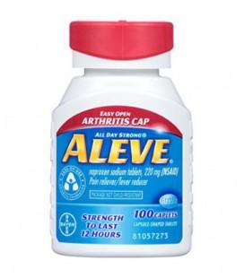Aleve 220 mg, 100 comprimés