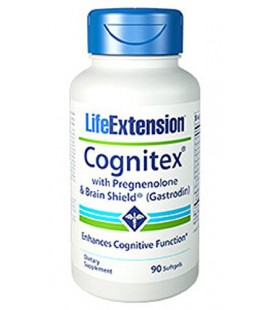 Cognitex Prégnénolone (90 capsules)