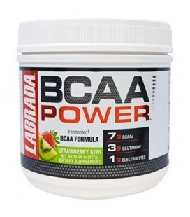 Labrada Nutrition BCAA Power - Strawberry Kiwi - 30 Servings