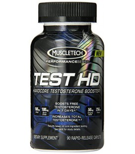 Test HD Hardcore Testosterone Booster (90 capsules)