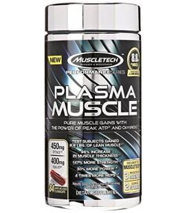 Plasma Muscle, Pre-Entrainement (84 capsules)