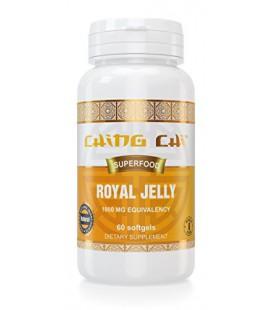 Gelée Royale, 2 mois de cure, 1000 Mg (60 Softgels)