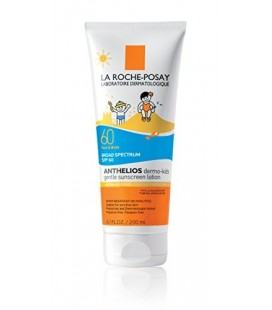 La Roche-Posay Anthelios Kids Sunscreen for Face and Body, SPF 60 with Antioxidants and Vitamin E
