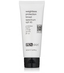 PCA SKIN SPF 45 Weightless Protection Broad Spectrum, 2.1 oz.