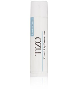 TIZO Tinted Lip Protection SPF 45, 0.14 oz