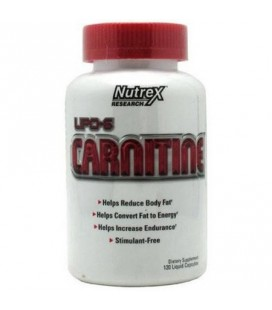 Nutrex LIPO-6 Carnitine 120 CT