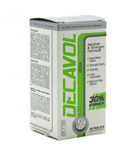 Decavol 60 tablettes