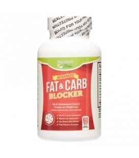 Maximum Slim Fat et Bloqueur de Glucides 60 Ct