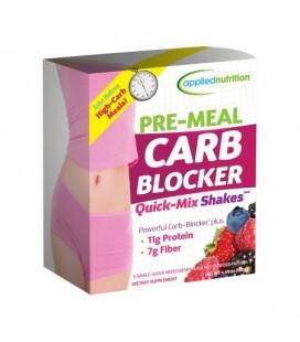 APPLIED NUTRITION Pré-repas Carb Blocker Quick-Mix Shakes 5 Ct