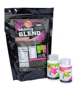 Skinny Jane Slim rapide Kit perte de poids suppléments diététiques perdre du poids meilleure dégustation poudre de protéine