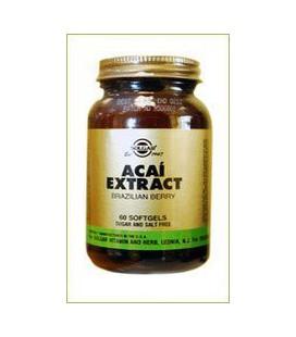 Acai Extract - 60 - Softgel