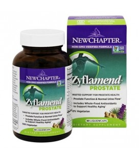 New Chapter - Zyflamend de la prostate - 60 Vegetarian Capsules