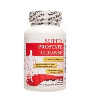 Health Plus prostate nettoyer 90 Ct