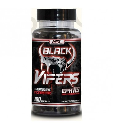 BLACK VIPERS (100 caps)