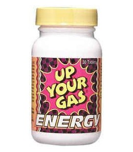Up Your Gas 60 Tablets