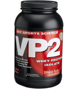 AST Sports Science VP2 Whey Protein Isolate, Double Rich Cho