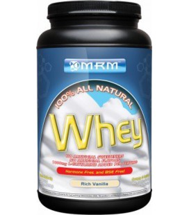 All Natural Whey 1lb Vanilla - 1 lb - Powder