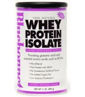 Whey Protein Isolate Original - 1.1 lb - Powder
