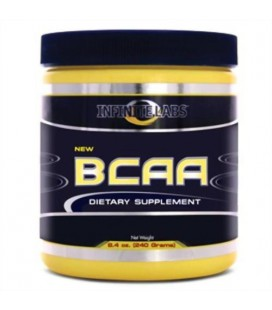 Infinite Labs BCAA Powder, 8.4-Ounce
