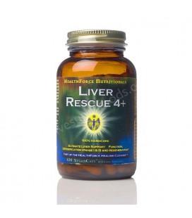 Healthforce Liver Rescue 4+, Vegancaps, 120-Count