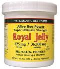YS Royal Jelly/Honey Bee - Royal Jelly Super Ultimate Strength, 20.3 oz gel