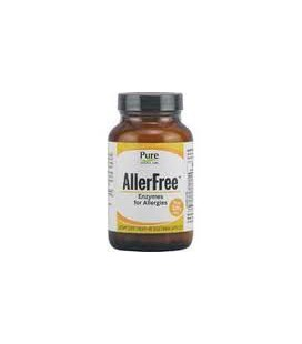 Pure Essence Labs Allerfree Multi-Vitamin for Enzymatic Allergy Control, 60 Count