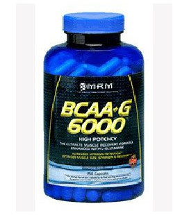 MetabolicResponseModifier - BCAA+G 6000 150 caps