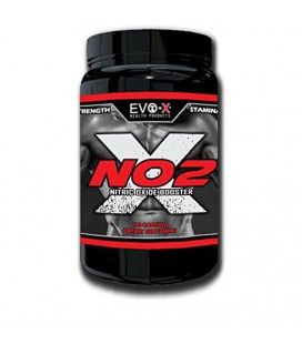 NO2-X (120 Capsules): Best Nitric Oxide & L-Arginine Supplement, Increase Strength, Build Muscle, Fast Recovery. Large Dose, Pr