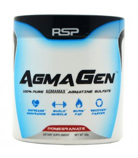 Rsp Nutrition AgmaGen Pomegranate 50 Servings