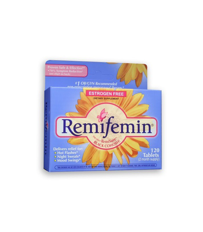 Buy Enzymatic Therapy Remifemin Estrogen-Free Menopause Relief, Tablets on bestffileoe.cf FREE SHIPPING on qualified orders.