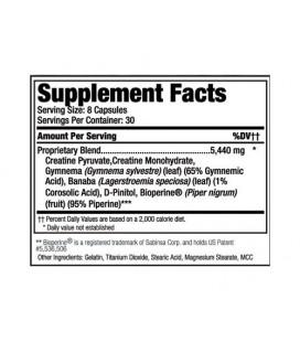 Applied Nutriceuticals NEOVAR (Post-Workout agent de récupération créatine * * 240 caps)