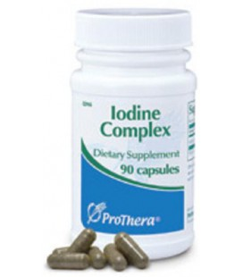 Prothera iode Complexe Dietary Supplement 12,5 MG 90 Capsules