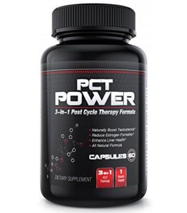 1 thérapie post-cycle (PCT) Supplément - supplément naturel 3-en-1 PCT fonctionne comme un oestrogène et de testostérone Block