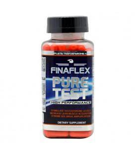 Finaflex (redéfinir) Nutrition test Pur 120 Capsules